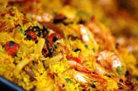 Paella als Liebesspeise